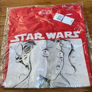 Mens Star Wars Shirt